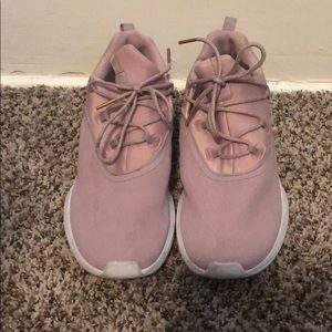 Pink sneakers by C9 from Target